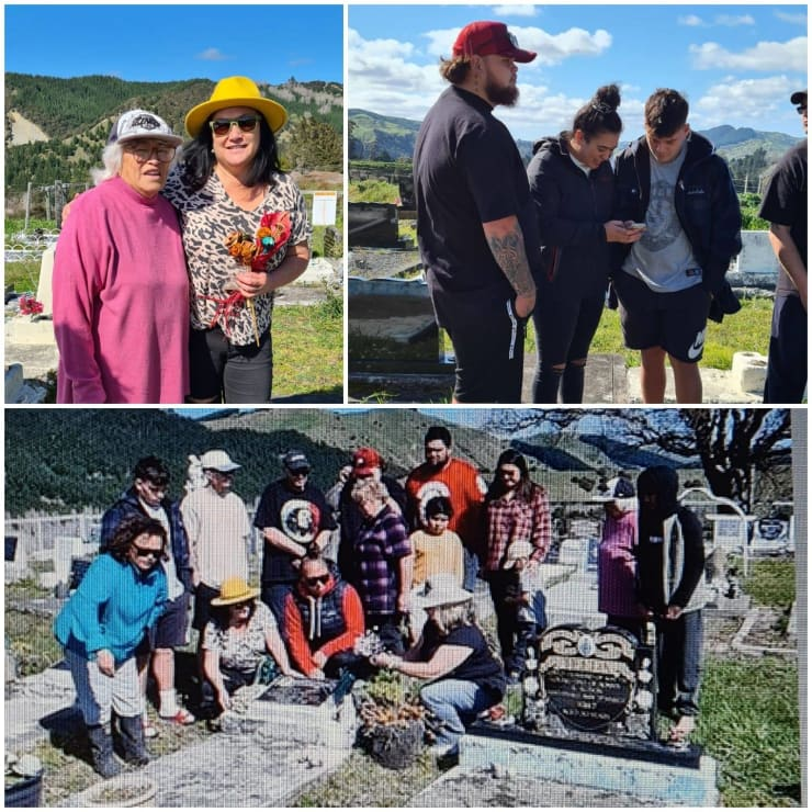 Photo of Rene | Maori Language Moment 2021