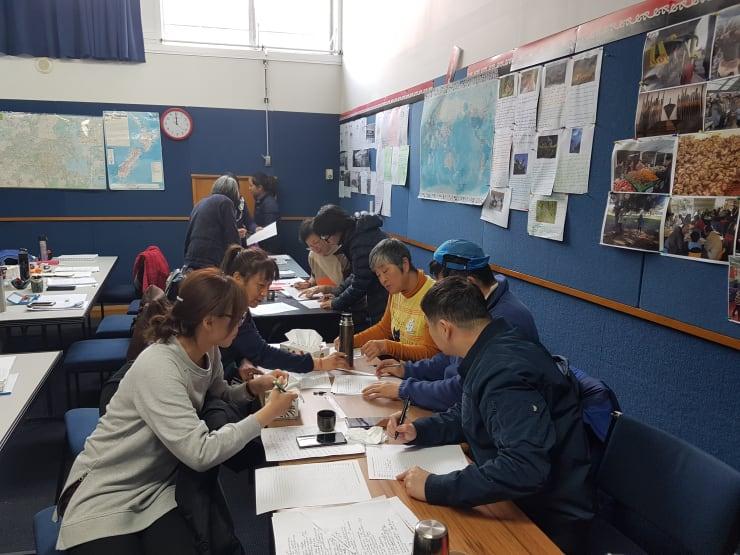 Photo of Richard   Maori Language Moment 2021
