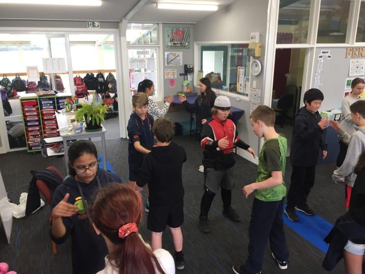 Photo of Hazel   Maori Language Moment 2021