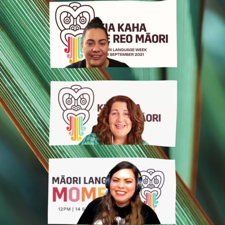 Photo of Rebecca | Maori Language Moment 2021