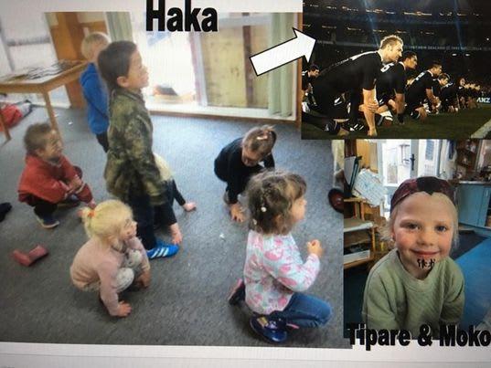 Photo of Mana   Maori Language Moment 2021