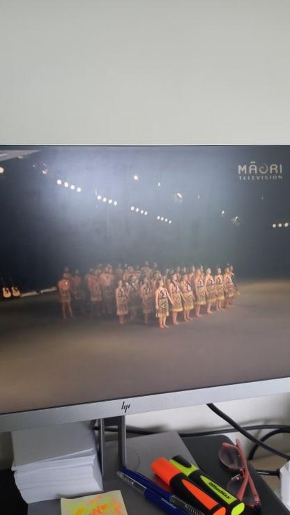 Photo of Eva   Maori Language Moment 2021
