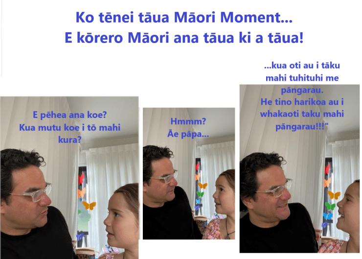 Photo of Mark | Maori Language Moment 2021