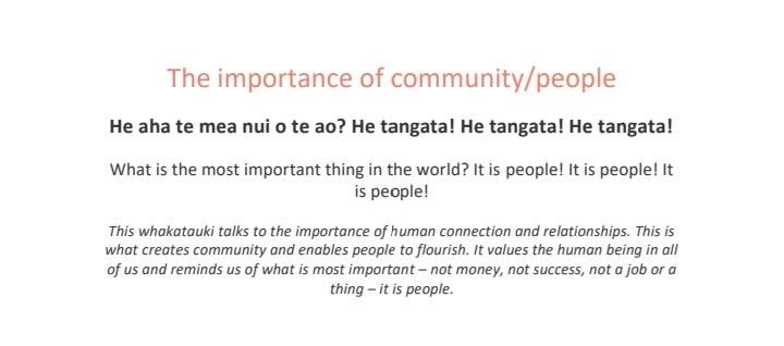 Photo of Kathy | Maori Language Moment 2021