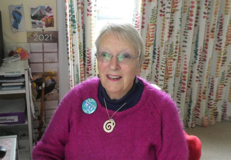 Photo of Deborah | Maori Language Moment 2021