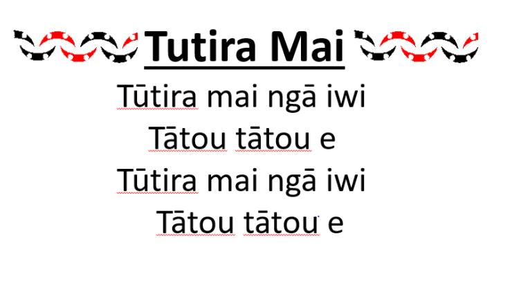 Photo of Kirsty   Maori Language Moment 2021