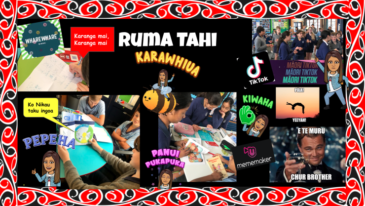 Photo of Pnins   Maori Language Moment 2021