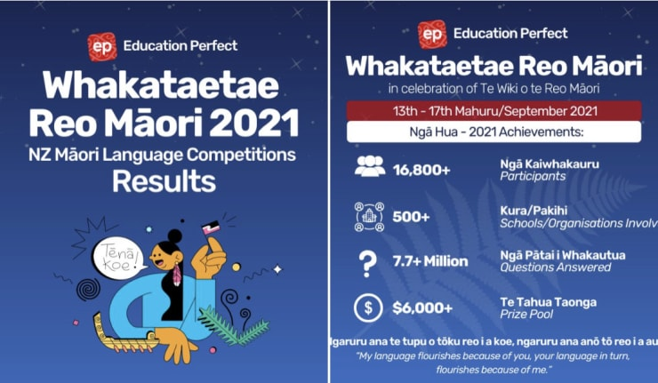 Photo of Tracey | Maori Language Moment 2021