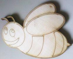 Okrogla čebelica