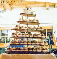 Stojalo za poročno torto