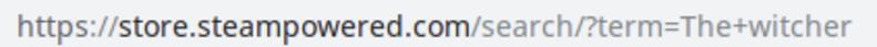 Steam URL