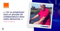 Portraits d'engagé·e·s : Michel, Responsable Qualité