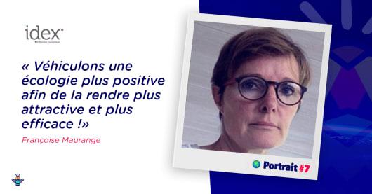 Portraits d'engagé·e·s : Françoise Maurange, Responsable RH et Référente RSE