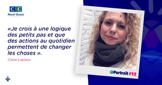 Portrait d'une engagée : Claire, Analyste Engagements au CIC