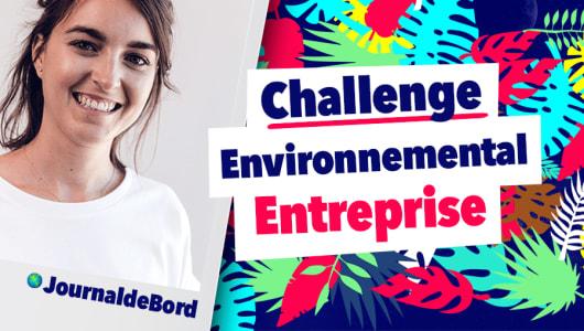Journal de bord du Challenge Environnemental des Entreprises