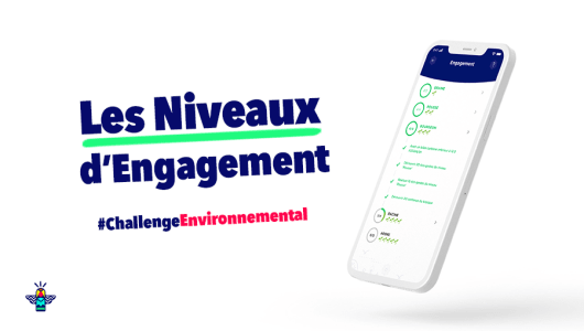 Le Niveau d'Engagement, pour mesurer le niveau d'éco-responsabilité