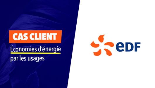 EDF : tester le challenge en interne pour le proposer à  ses clients et les aider à réaliser durablement des économies d'énergie