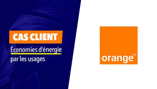 Orange : animation d'un challenge interne pour réaliser des économies d'énergie par les usages