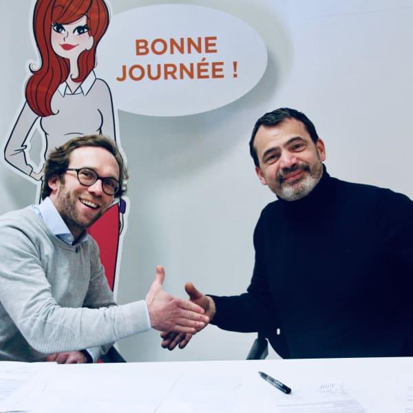 Partenariat - Le Groupe ELISE et Energic s'associent pour sensibiliser davantage plusieurs centaines de milliers de collaborateurs au tri des déchets partout en France !