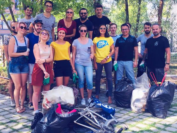Les 5 bonnes raisons de participer à un ramassage de déchets