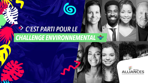 Le Challenge Environnemental de Réseau Alliances