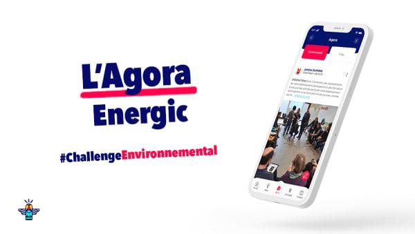 L'Agora, pour fédérer la communauté et sensibiliser chacun au quotidien