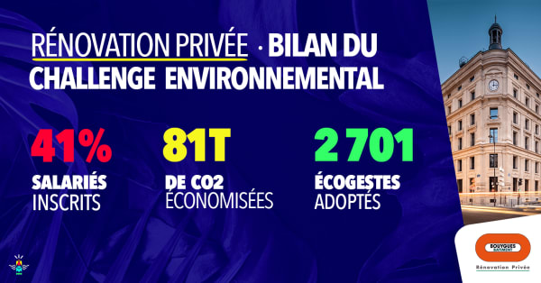 Entreprise Engagée : Rénovation Privée, accompagnateur global et sur-mesure des projets de rénovation en immobilier