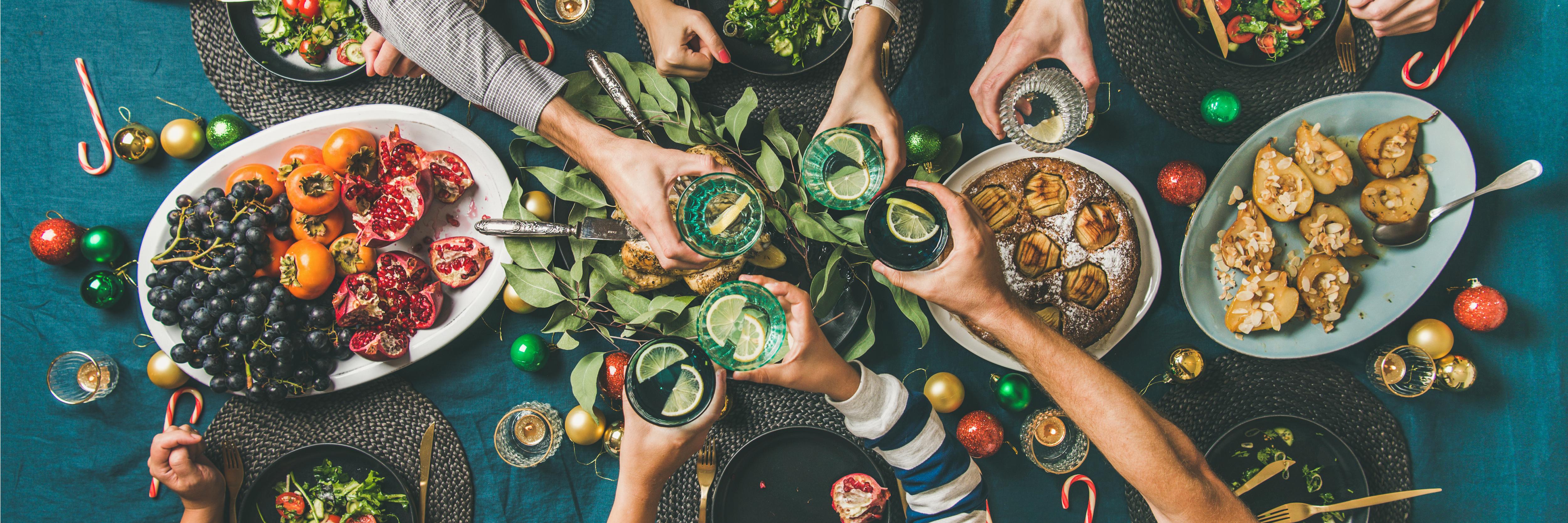 Noël 2019 repas éco-responsable Energic