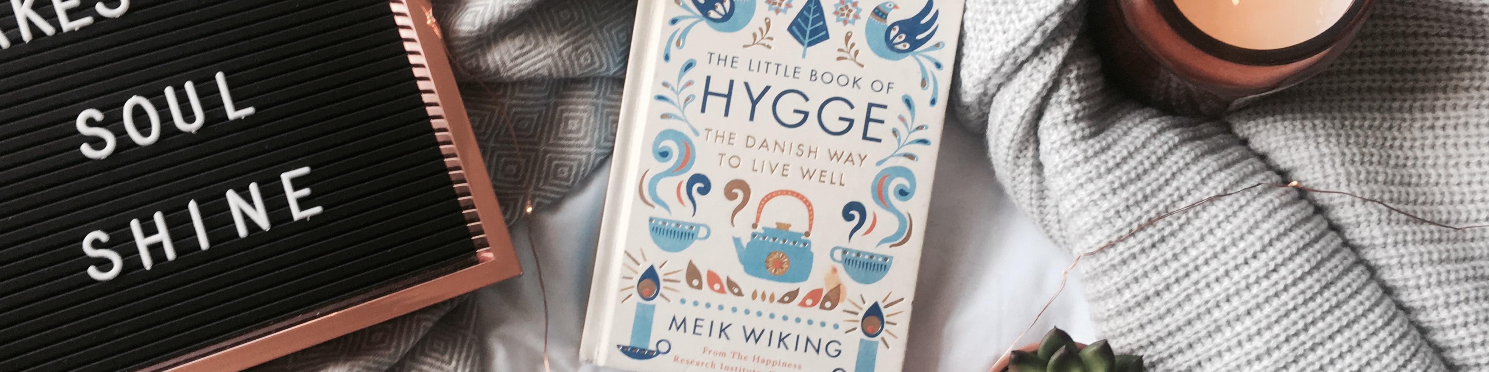 Le livre du hygge, méthode danoise de Meik Wiking