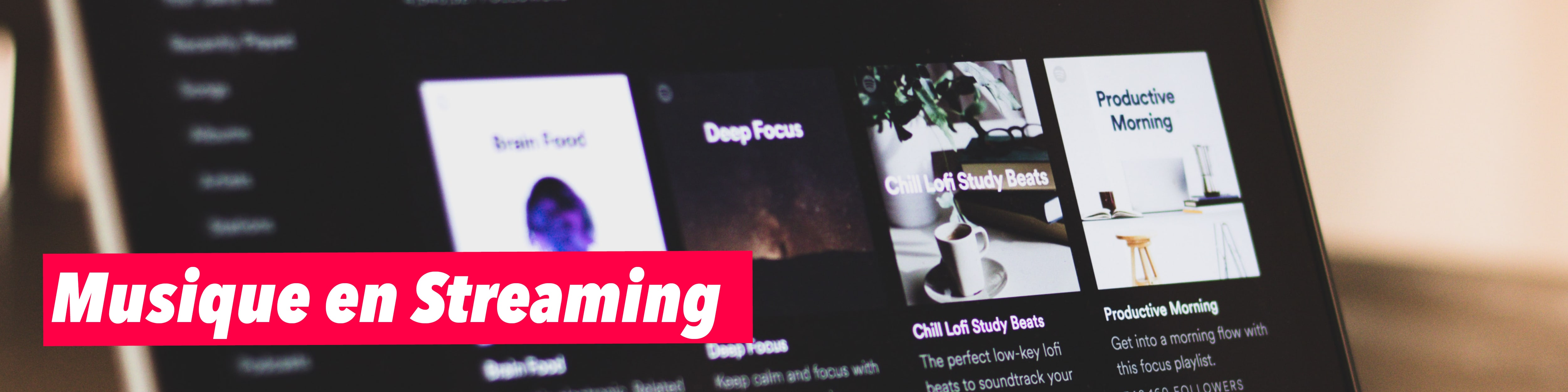 Comment limiter facilement mon impact environnemental du numérique sur les plateformes de streaming (Netflix, Prime, Youtube, Spotify) ?