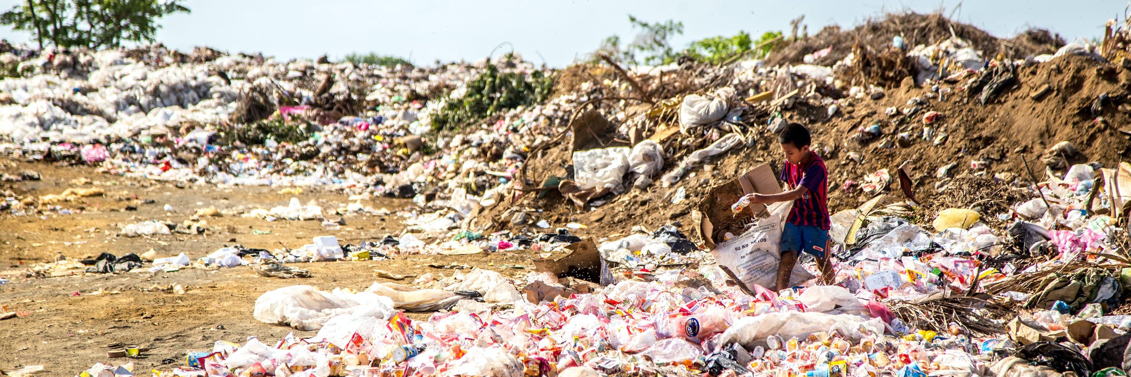 Les chiffres des déchets sauvages