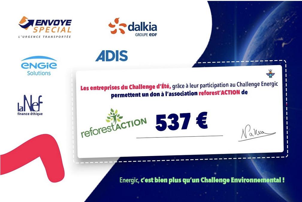 Chèque association