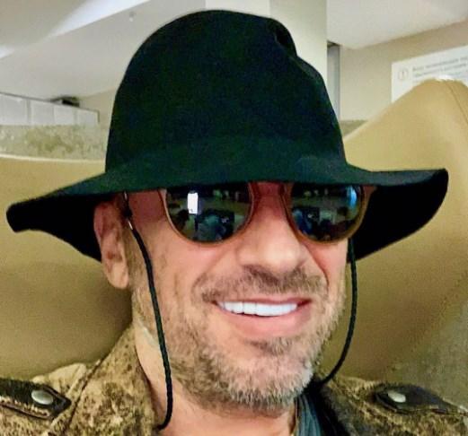 Дмитрий Нагиев снялся в Голливуде с аккордеоном для ленты «Гудбай, Америка»