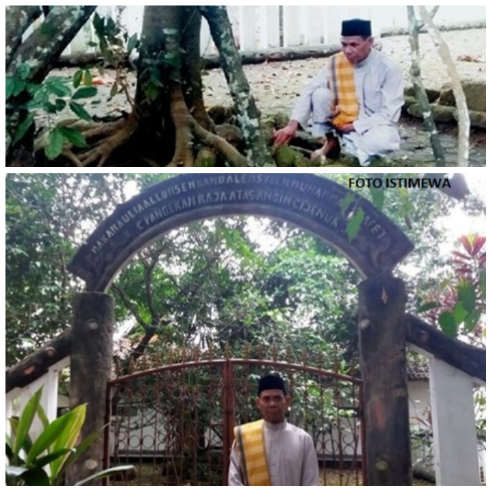 Pangeran Raja Atas Angin Bangsawan Penyebar Agama Islam Dinas Pendidikan Kabupaten Bandung Barat