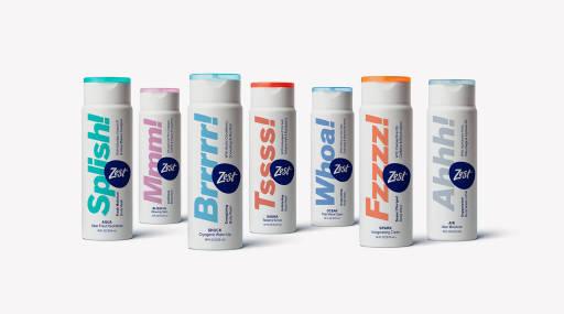 Zest product lineup