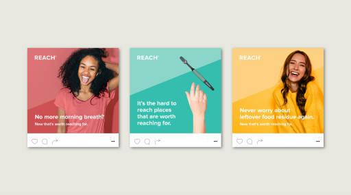 Reach social media