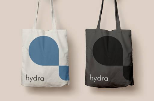 Hydra tote bags