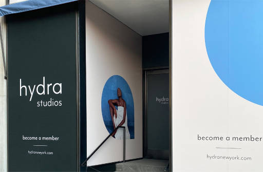 Hydra store front