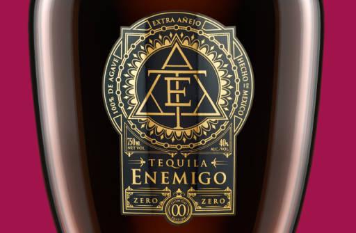 Extra Anejo Bottle
