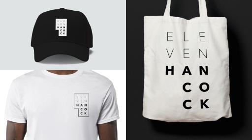 Eleven Hancock Merchandise