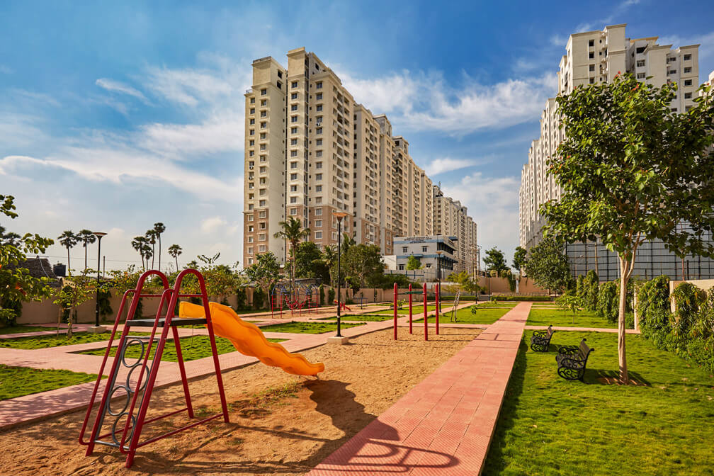 Alliance Orchid Springss Residential Community in Chennai