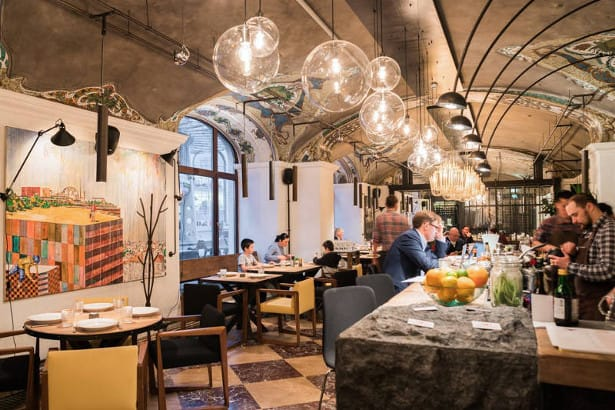 Moscow Restaurants 2019 15 Best Places To Eat And Drink