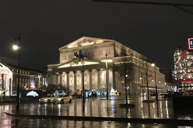moscow bolshoi theater