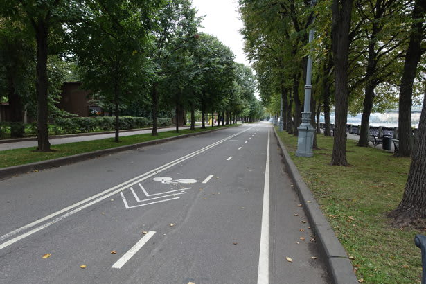 moscow gorky park
