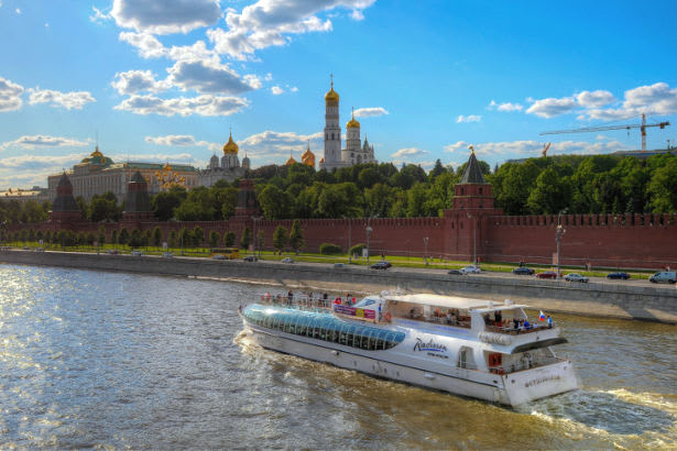 moscow river radisson cruises