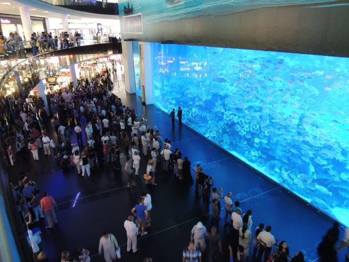 aquarium in moscow