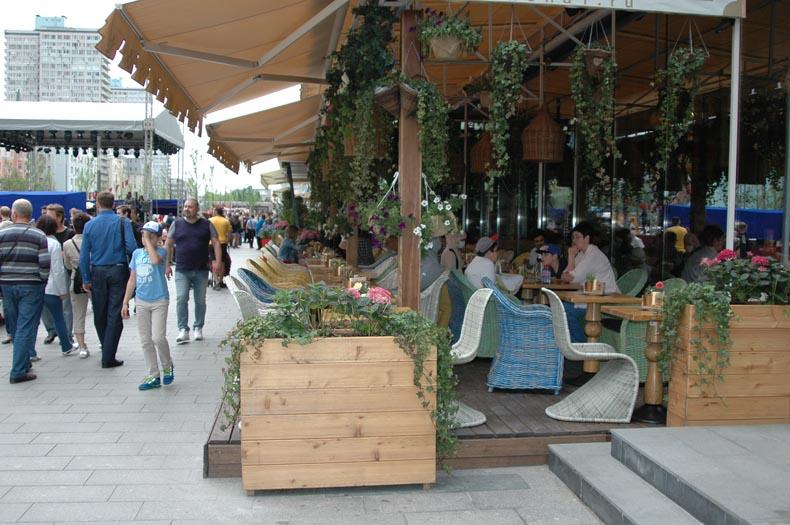 summer verandah moscow