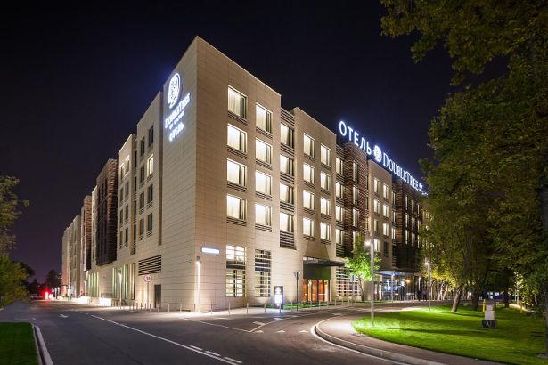 double tree hilton moscow marina hotel