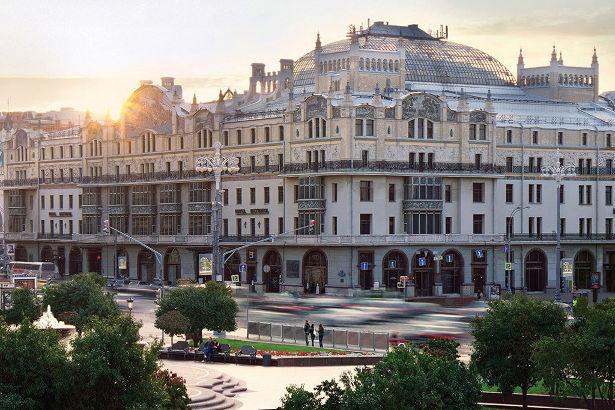 moscow metropol hotel