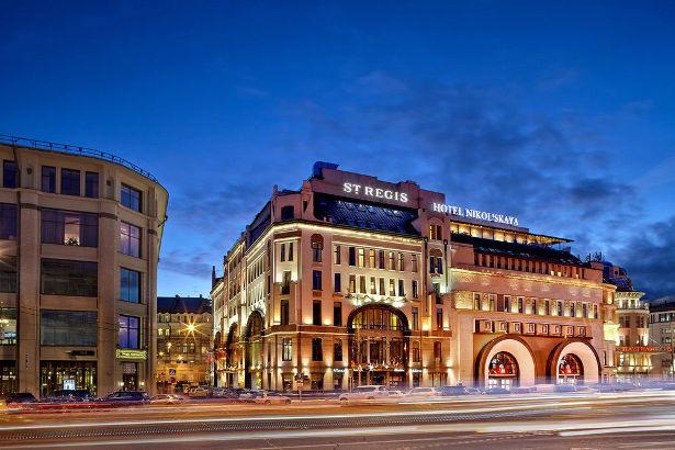 st. regis moscow nikolskaya hotel
